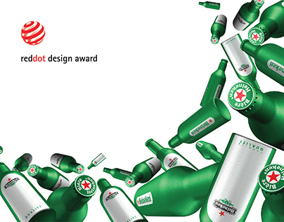 Heineken - Beer Bottle Design Packaging