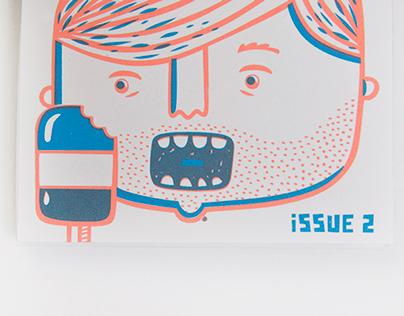 Super Neat Zine Issue 2