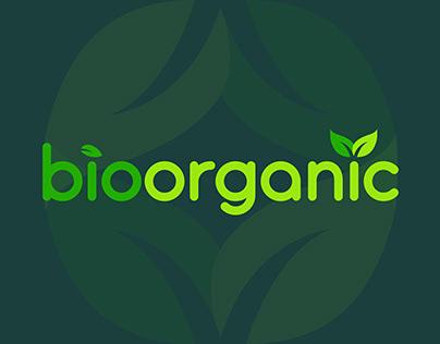 Bioorganic logo design