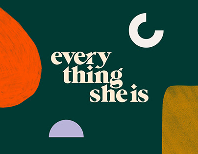 Everything She Is Co ::: Brand & Web Design