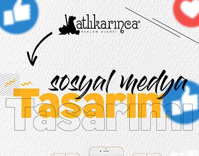 Sosyal Medya Tasarımları-Social Media Designs