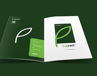 Culvert plast - Full Identity Design