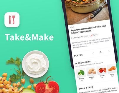 Take&Make App