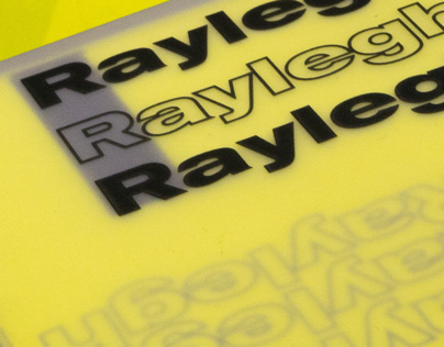 Raylegh - Branding