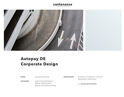 Autopay DE Corporate Design