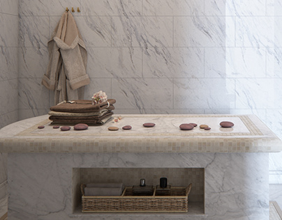 Private house / Spa room
