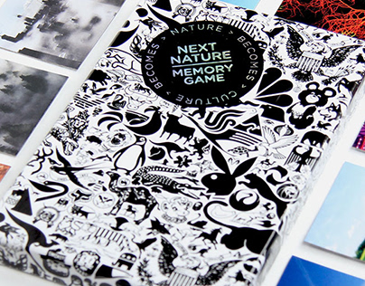 Next Nature Memory Game / Box Design