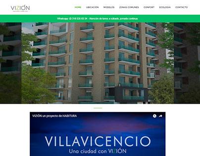 Vizión Building WEB
