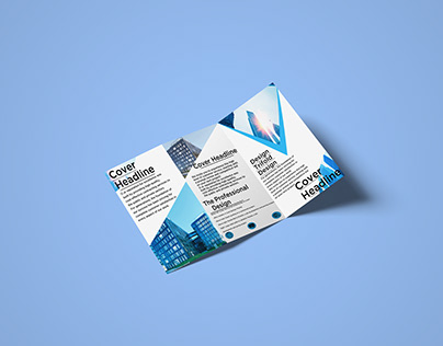 Business Tri Fold Design