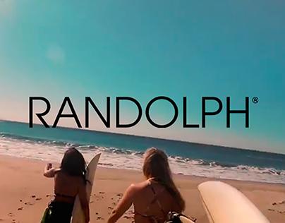 Randolph Sunglasses ' Seen it All' Campaign