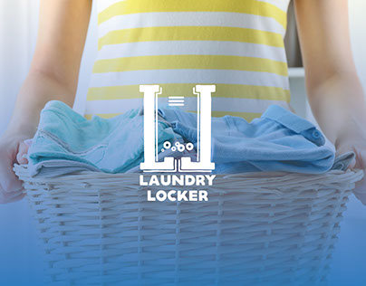 Laundry Locker Branding