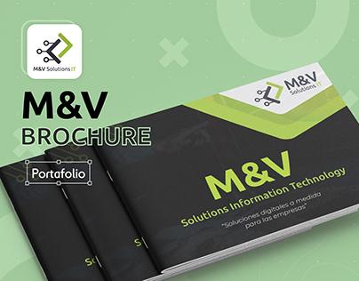 M&V I Brochure