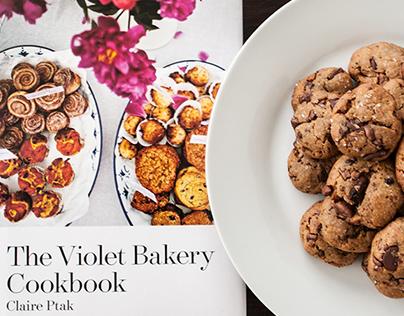 Food + Book Photoshoots