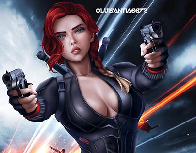Natasha Romanoff🔫(Avengers - Endgamer)⠀