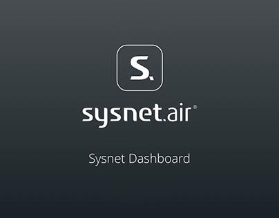 Sysnet UX: Dashboard Case Study