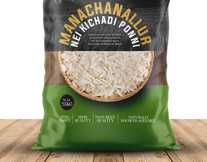 Sultan Rice bag