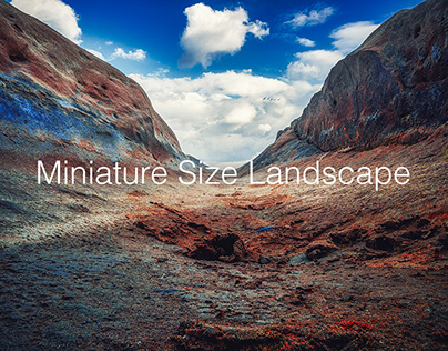 Miniature Size Landscape -season3-