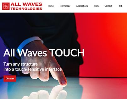Case study - AWT website
