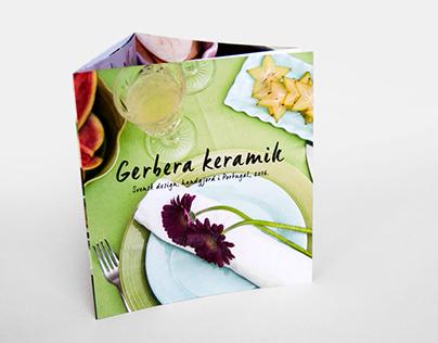 Handmade by Gerbera