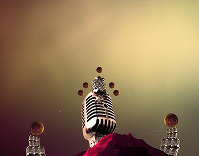 Masquerade (in Lagos), 2018