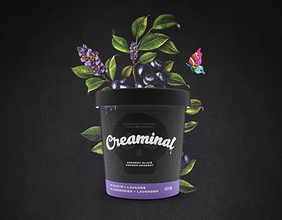 Creaminal Ice Cream