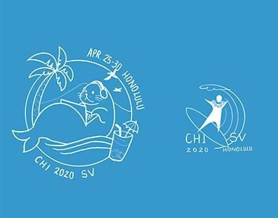 CHI SV T-shirt design