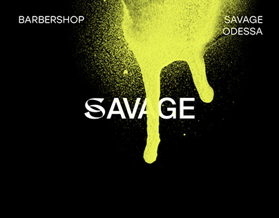 IDENTITY SAVAGE BARBERSHOP / ODESSA, 2021