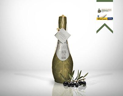 Elixir The Green Bottle - Eco-friendly Packaging