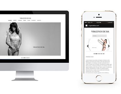 Wordpress + tienda nube + plantilla ML + aviso