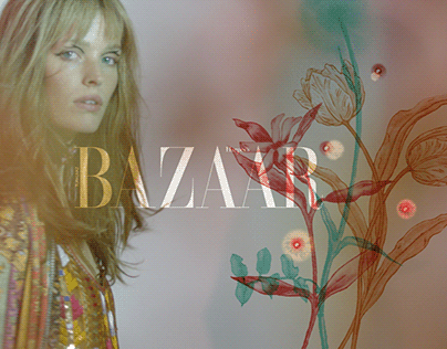 HARPERS BAZAAR SPRING VIDEO
