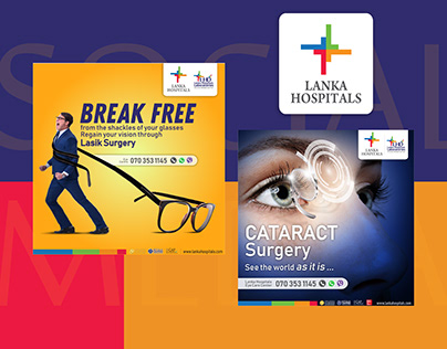 Lanka Hospitals PLC Social Media Posts