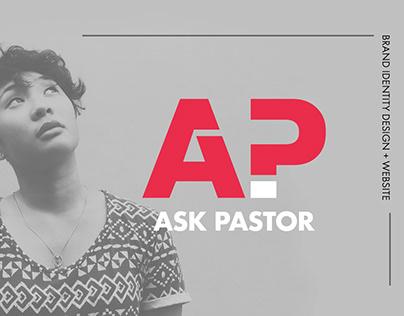 Ask Pastor Brand + Website Design