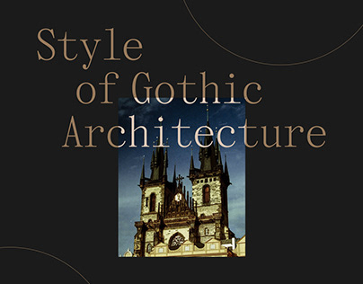 Style of Gothic Architecture