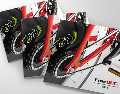 Ducati FreeDUCk brochures