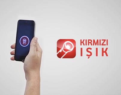 Vodafone / Kırmızı Işık - Şiddete Bahane Ürünler