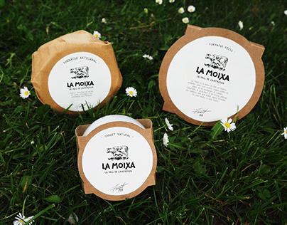 La Moixa Packaging Redesign