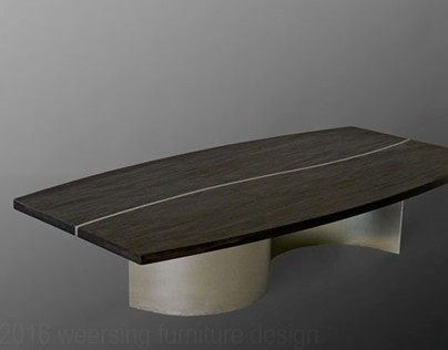 Wenge Conference Table