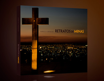BOOK DESIGN - RETRATOS DE MINAS