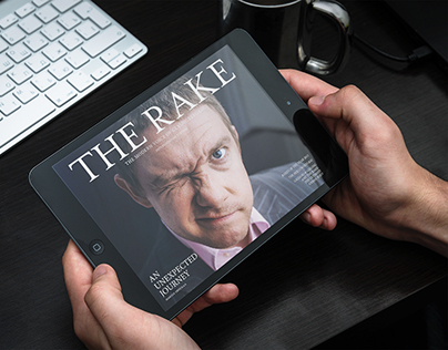 The Rake Digital Magazine