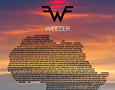 Africa-Weezer