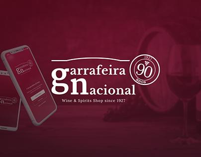 App Garrafeira Nacional