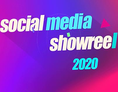Social Media ShowReel