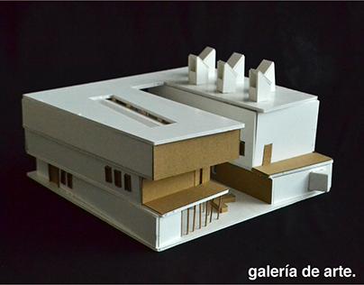 CF/Proyecto Tectónica/Galería de arte/2016-2