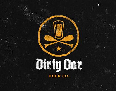 Dirty Oar Beer logo