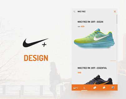 NIKE+ DESIGN