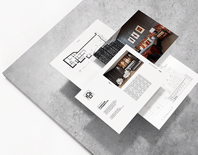 Branding of an architectural firm