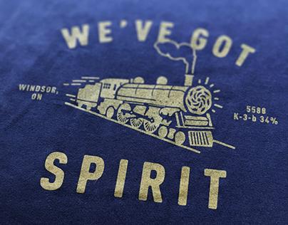 WNDSR - We've Got Spirit Tee