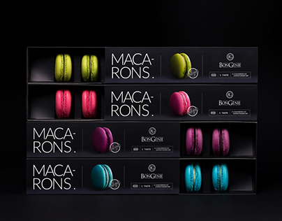 BonGenie Macarons