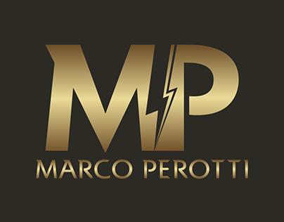 Diseño Marca Personal Marco Perotti