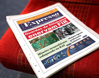 TIGA & DCC | Newspaper Advertising